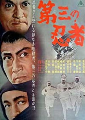 image of drama The Third Ninja AKA Daisan No Ninja (1964) [JDRAMA]